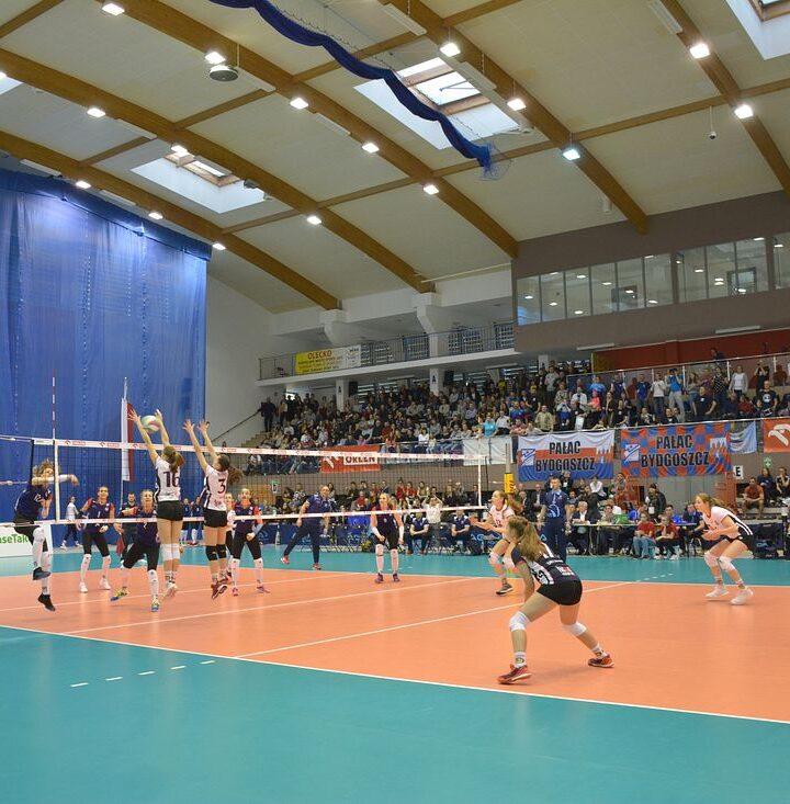 Finał Mistrzostw Polski Kadetek w Piłce Siatkowej