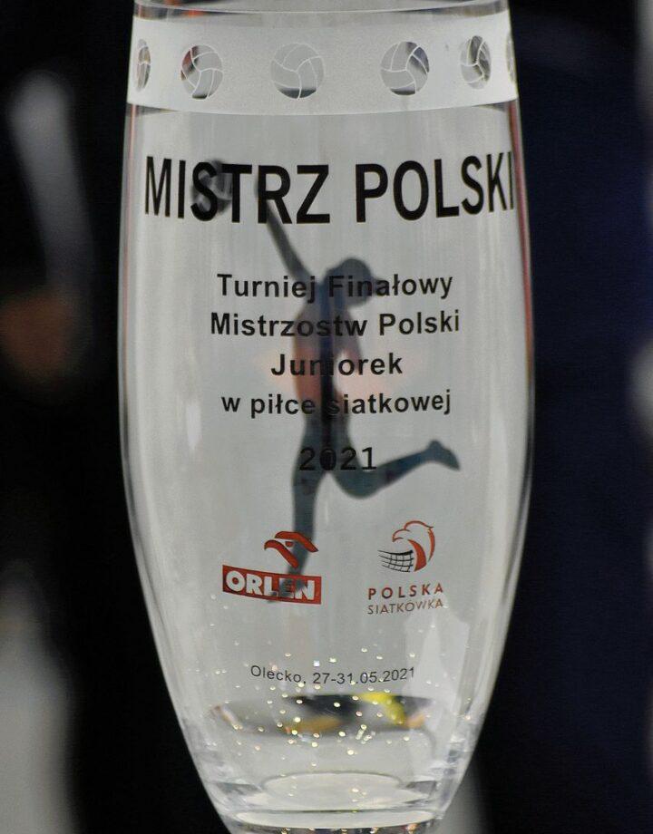 Enea Energetyk Poznań mistrzem Polski w Hali Lega