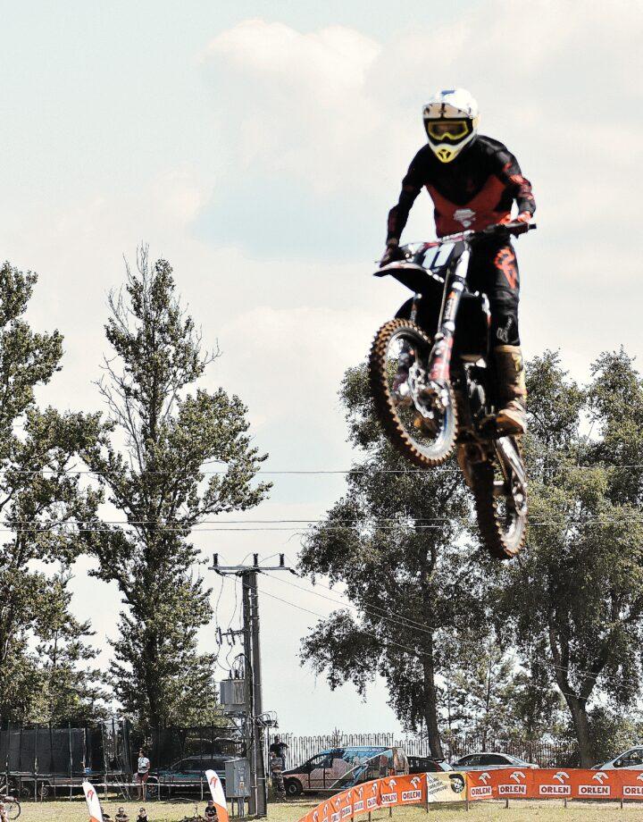 II Runda Międzynarodowych Indywidualnych Mistrzostw Polski w Motocrossie