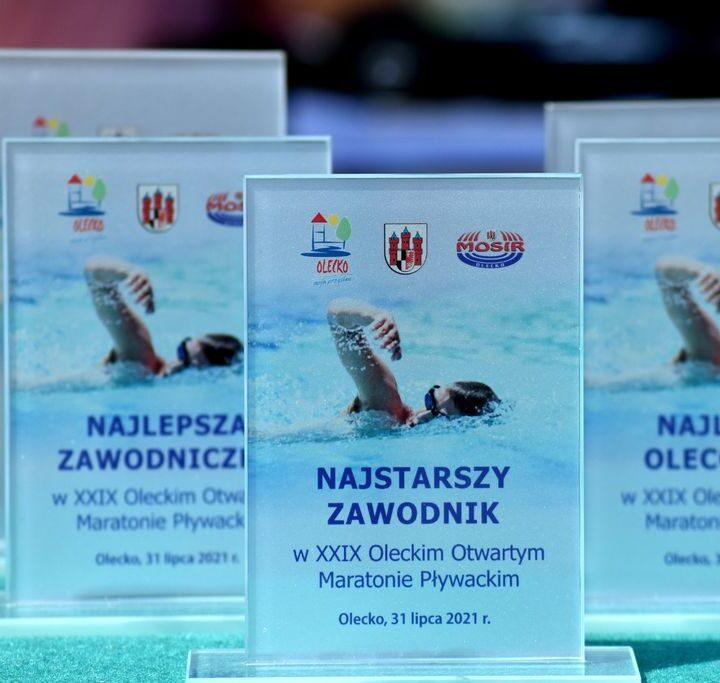 XXIX Olecki Maraton Pływacki